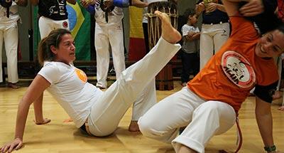 Is capoeira ook voor vrouwen? Uiteraard!