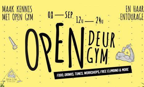 Initiatie capoeira bij Open Gym Leuven