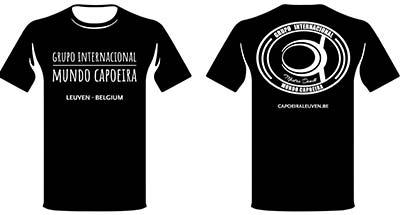 Nieuw club t-shirt