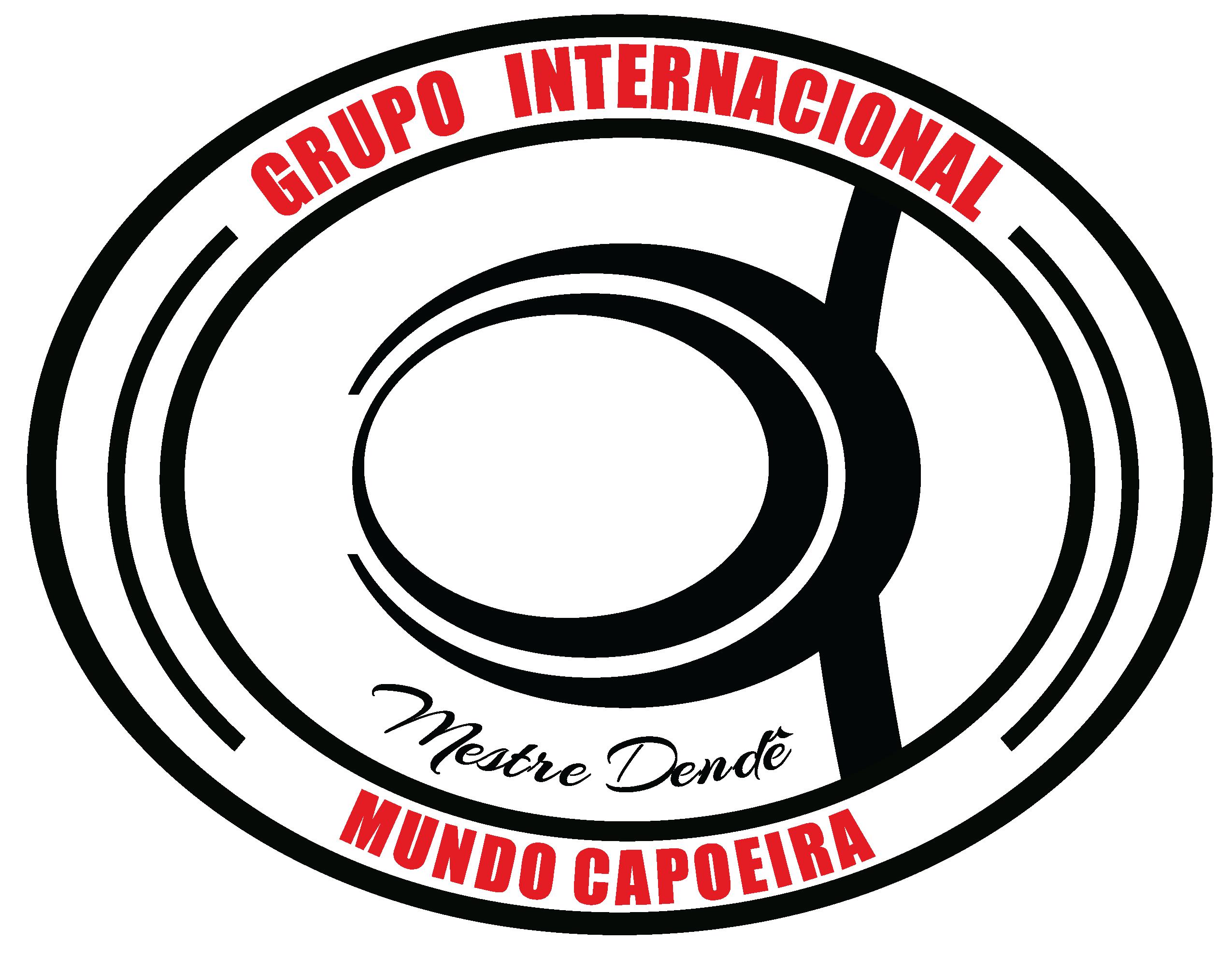 Logo Grupo Internacional Mundo Capoeira