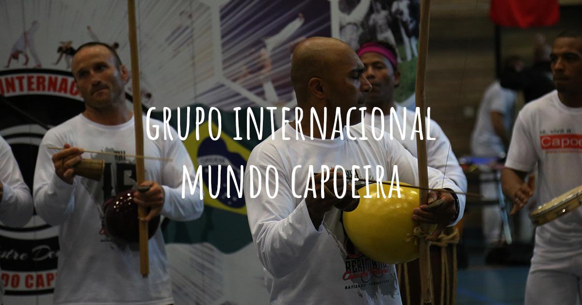 grupo internacional mundo capoeira