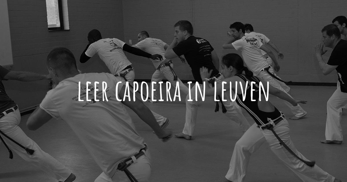Capoeira Leuven